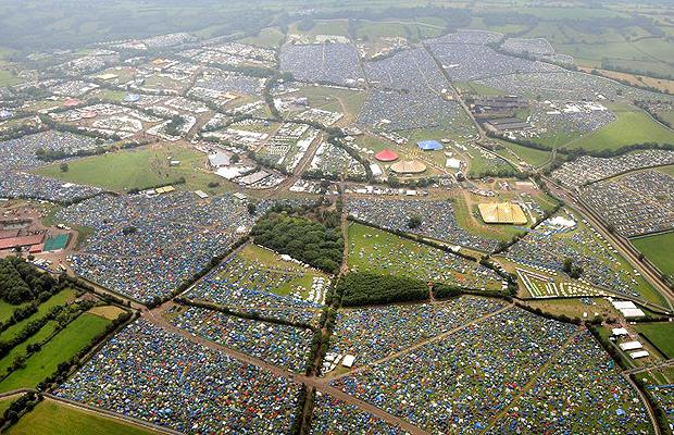glastonbury: a zero emission event