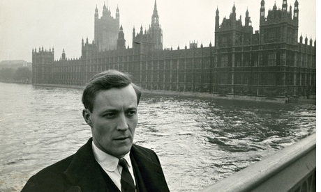 Tony Benn in 1961
